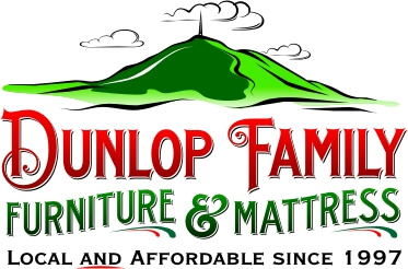 Dunlop Family Furniture and Mattress Logo